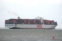 OOCL Berlin IMO 9622605 141003gt Built 2013