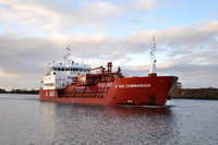B Gas Commander IMO 9112155 2458gt Built 1996 LPG Tanker