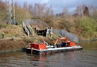 Bilway Marine Workboat at Moore 7th February 2014