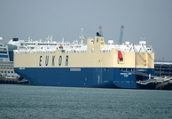 Morning Capo IMO 9663295 58900gt Built 2013 Car Carrier