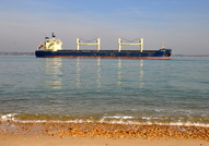 ER Bern passing Calshot 13th March 2014