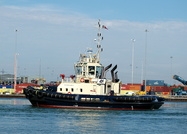 Svitzer Harty IMO 9366861 207gt Built 2006