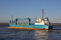 Lomur IMO 8116178 1516gt Built 1983 General Cargo Ship