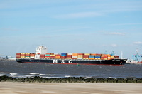 MSC Sandra IMO 9203954 43575gt Built 2000 Container Ship