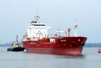 Winter IMO 9416800 8539gt Built 2009 Chemical/Oil Tanker