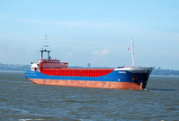 Mersey Shipping June 2014