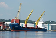 Tuperna IMO 9375874 2588gt Built 2006 General Cargo Ship