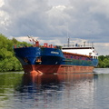 Krempertor passing Thelwall 6th July 2014