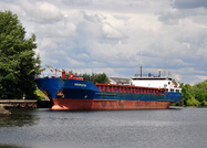 Krempertor arriving Latchford 6th July 2014