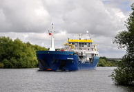 Bayamo outward for Stanlow 13th July 2014