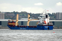 BBC Bergen IMO 9437153 6310gt Built 2011