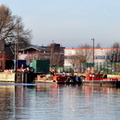 Workboats at Mode Wheel