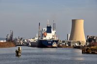 Lokholmen inward for Stanlow 22nd March 2015