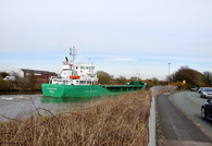 Arklow Rogue IMO 9344526 2999gt Built 2007