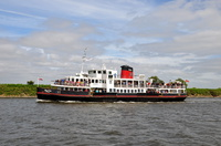 Royal Iris on the Manchester Ship Canal Cruise 18th June 2015