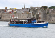 Queen of the Sea at Caernarfon 16th August 2015