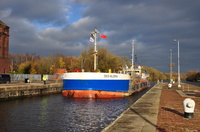 Deo Gloria Irlam Locks 4th December 2015