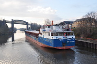 Fehn Capella departs Latchford 19th January 2016