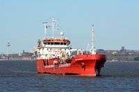 Duzgit Harmony IMO 9445370 2166gt Built 2009