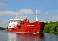 LPG Tanker B Gas Commander for Carrington 30th May 2016