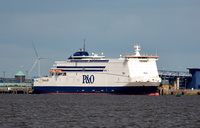 Pride of Hull IMO 9208629 59925gt Built 2001