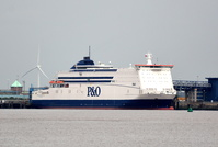 Pride of Rotterdam IMO 9208617 59925gt Built 2001