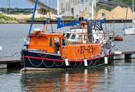 RNLB Mary Gabriel 37-29 Rother Class at Chatham