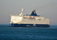 Calais Seaways IMO 8908466 28833gt Built 1992