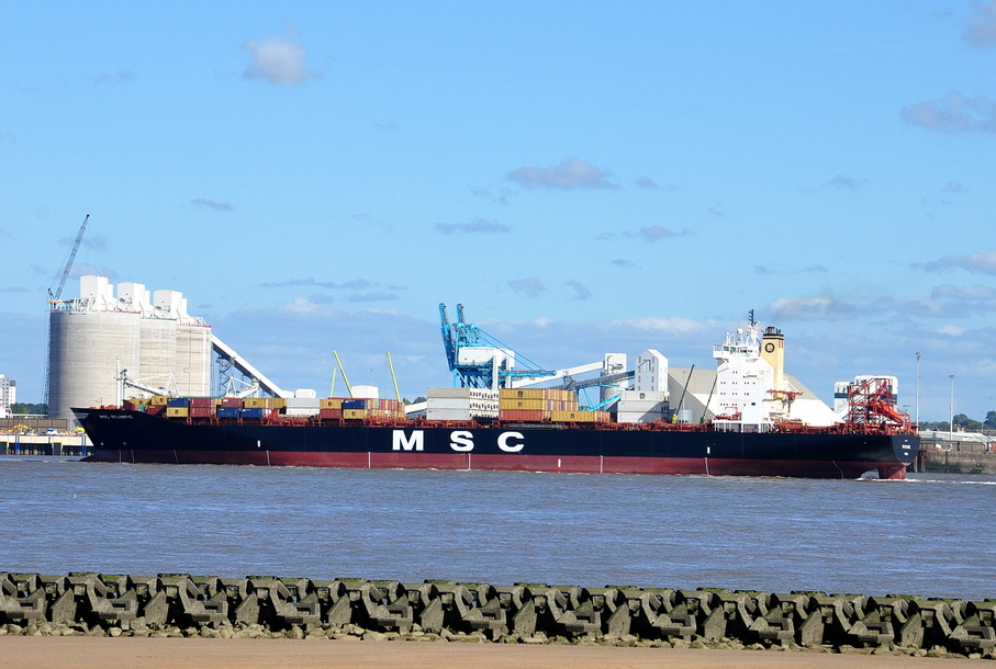 MSC Atlantic IMO 8913447 37071gt Built 1991