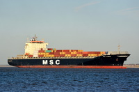 MSC Florida IMO 9236547 51364gt Built 2005