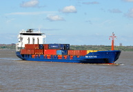Mersey Shipping May 2017