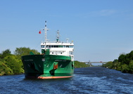 Arklow Fern outward after loading scrap at Irwell Park