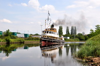 Daniel Adamson River Weaver Cruise 19th June 2017