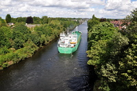 Arklow Rebel from the high level bridge