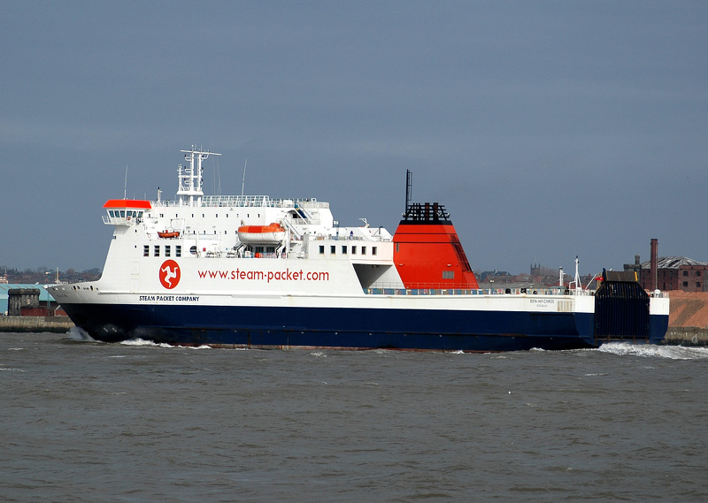 Ben-My-Chree Isle Of Man Steam Packet