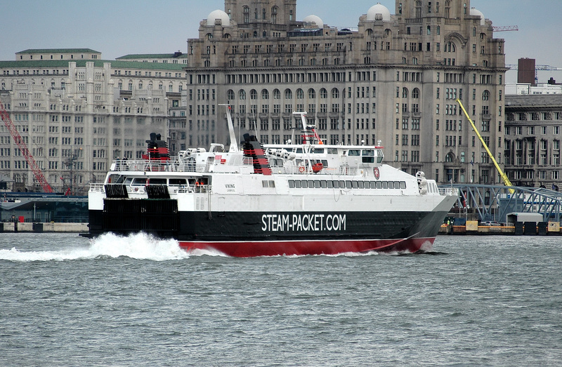 Viking Isle Of Man Steam Packet Co