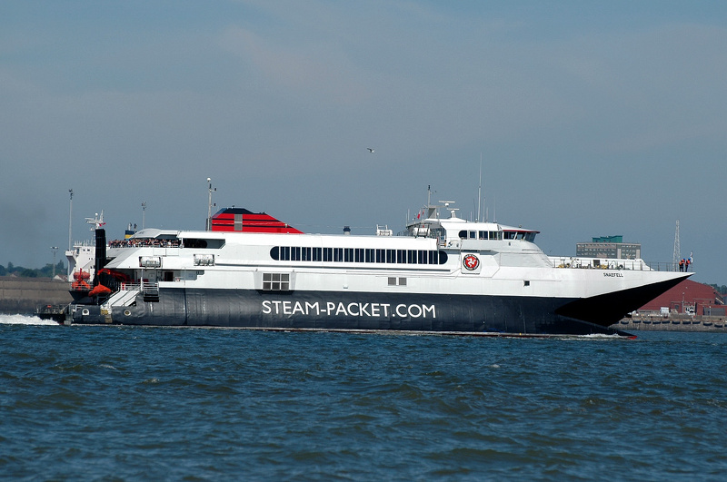 Snaefell ex Sea Express 1