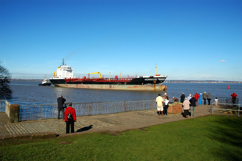 Hornisse IMO 9186725 8066gt Built 1998 Chemical/Oil Products Tanker at Eastham